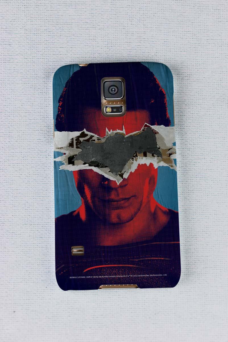 Capa para Samsung Galaxy S5 Batman VS Superman Man VS God