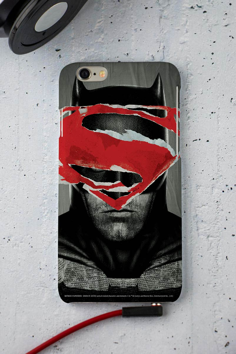 Capa para iPhone 6/6S Batman VS Superman Day VS Night