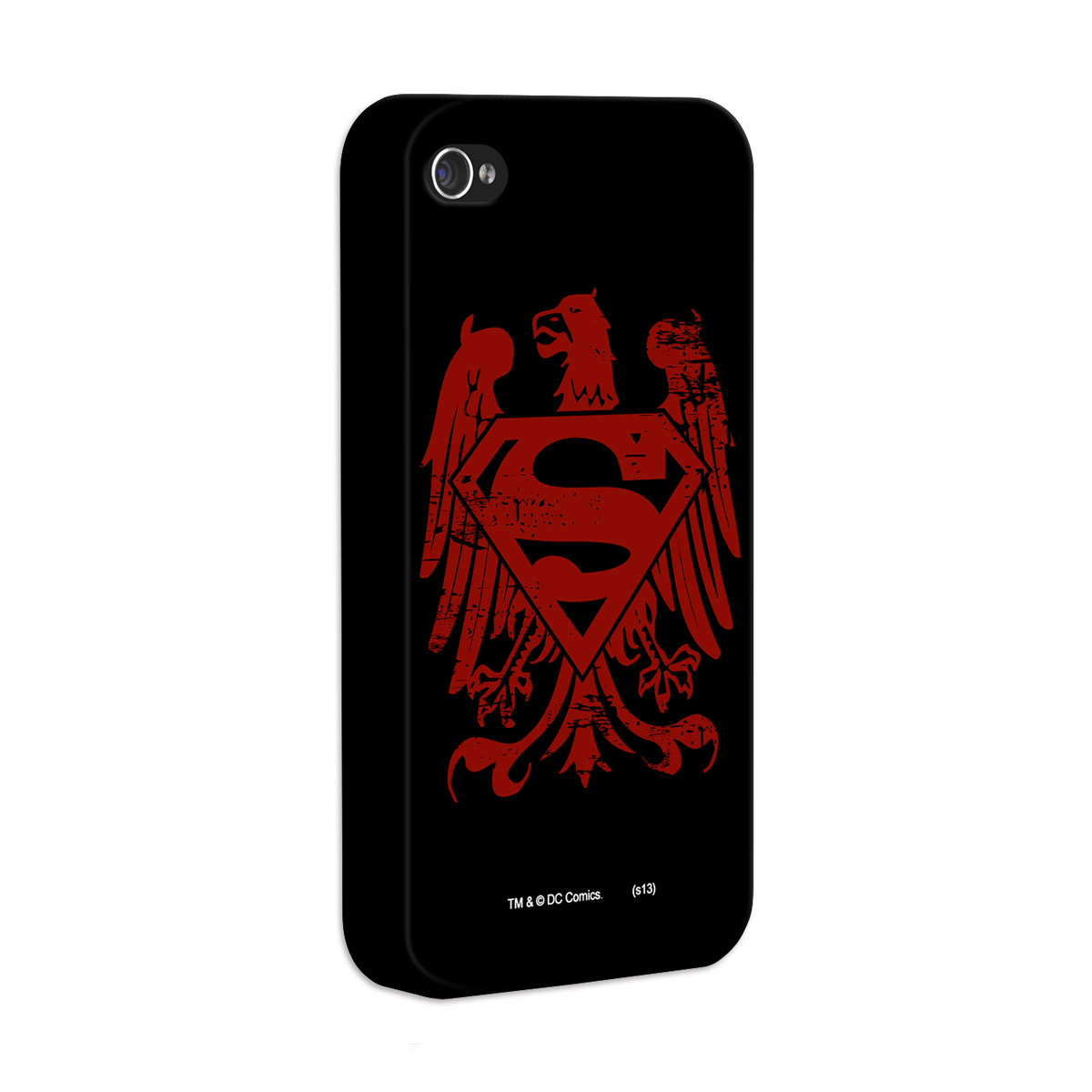 Capa de iPhone 4/4S Superman - Classica Aguia Americana