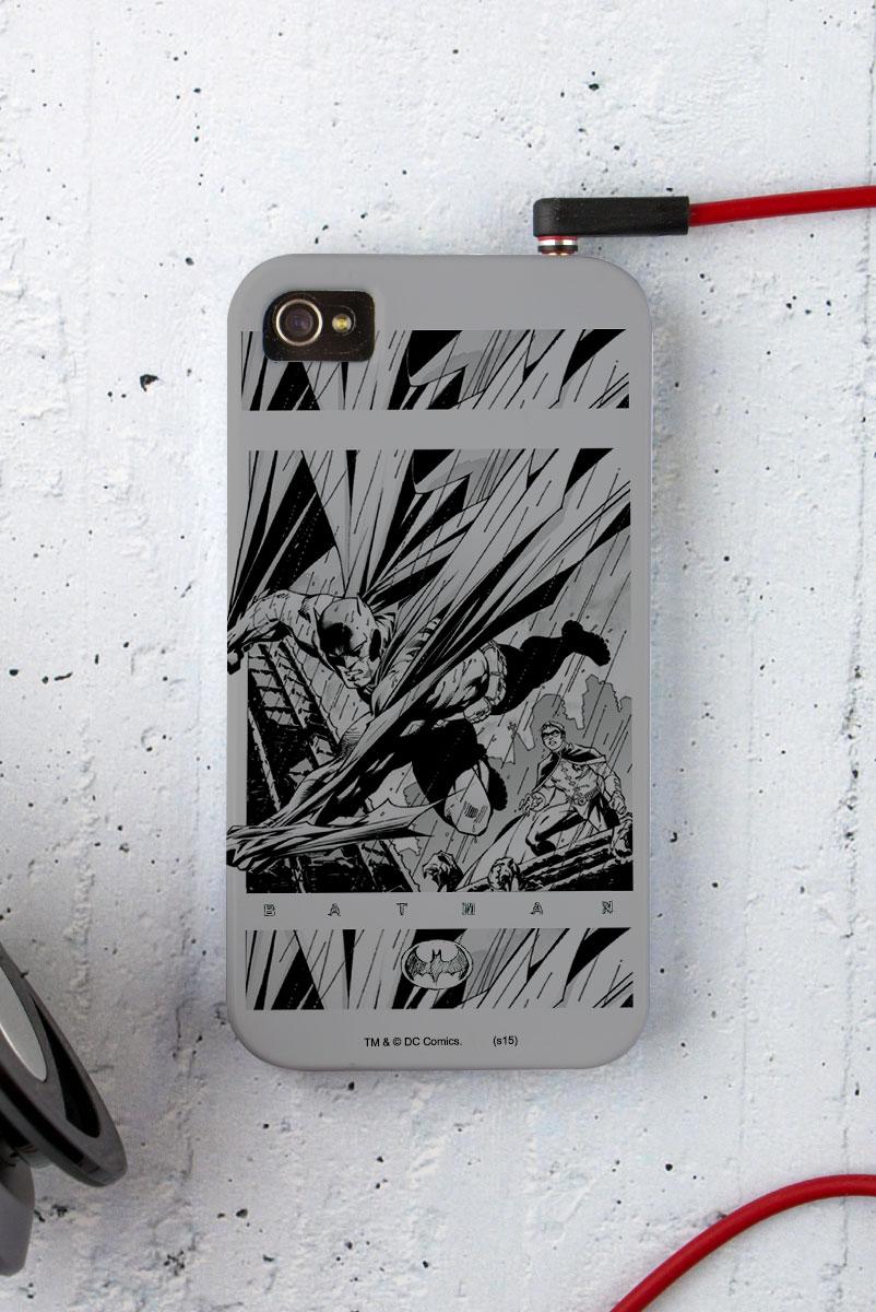 Capa para iPhone 4/4S Tracing Batman 2