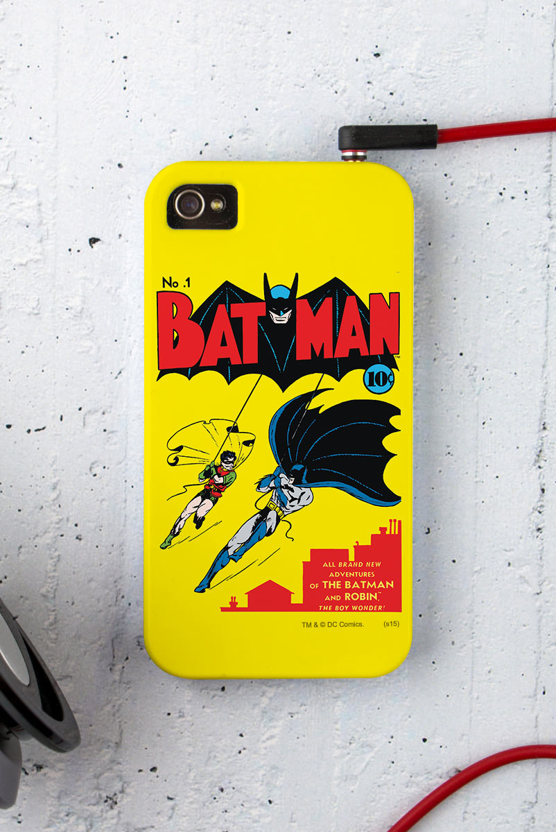 Capa para iPhone 4/4S Batman HQ Nº1