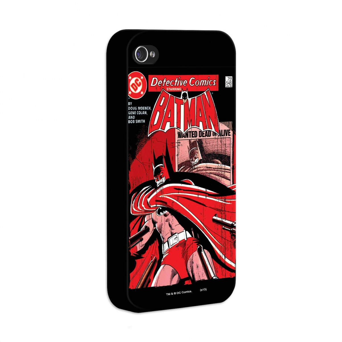 Capa de iPhone 4/4S Batman - HQ Nº546