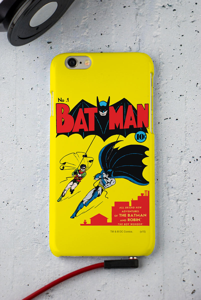 Capa para iPhone 6/6S Batman HQ n° 1