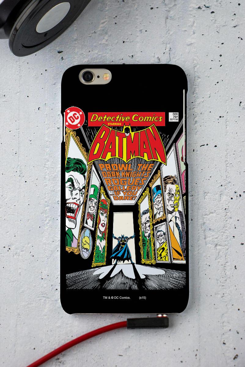 Capa para iPhone 6/6S Batman Rogues Gallery