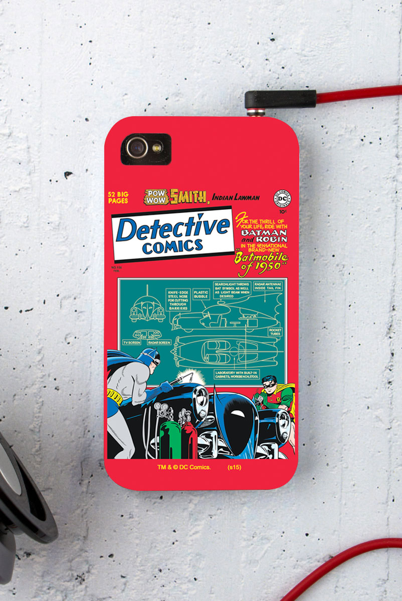 Capa para iPhone 4/4S Batman HQ Nº156