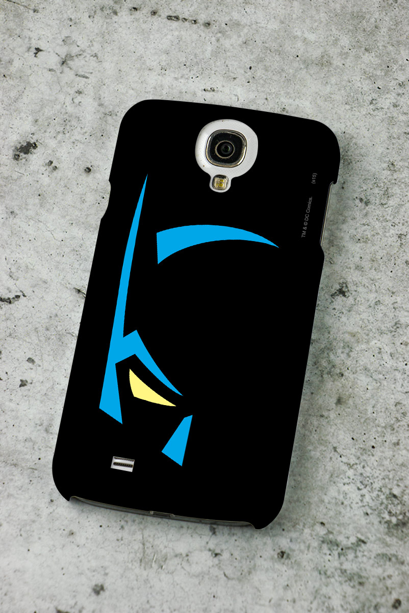 Capa de Celular Samsung Galaxy S4 Batman Mask