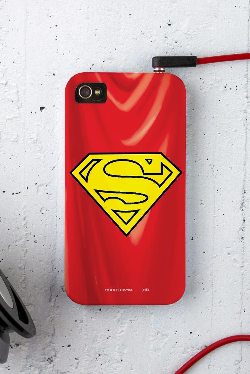 Capa para iPhone 4/4S Superman Capa