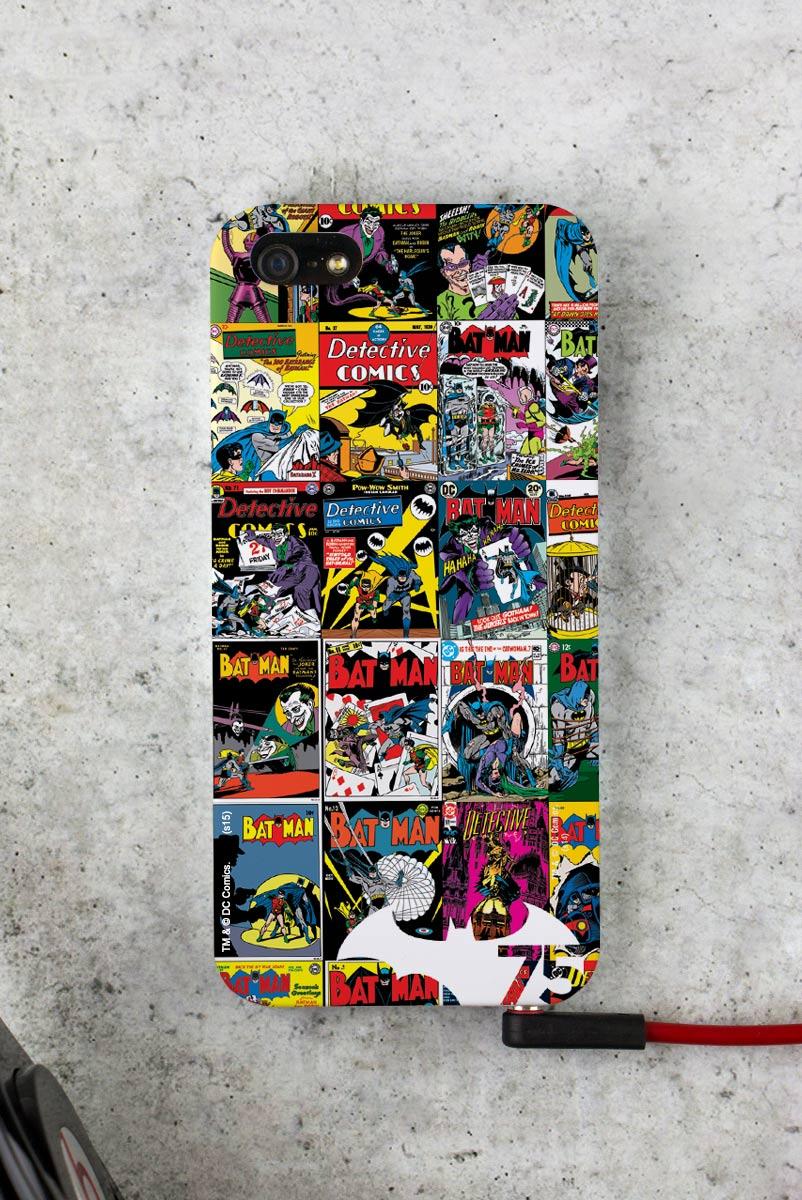 Capa para iPhone 5/5S Batman 75 Anos HQ