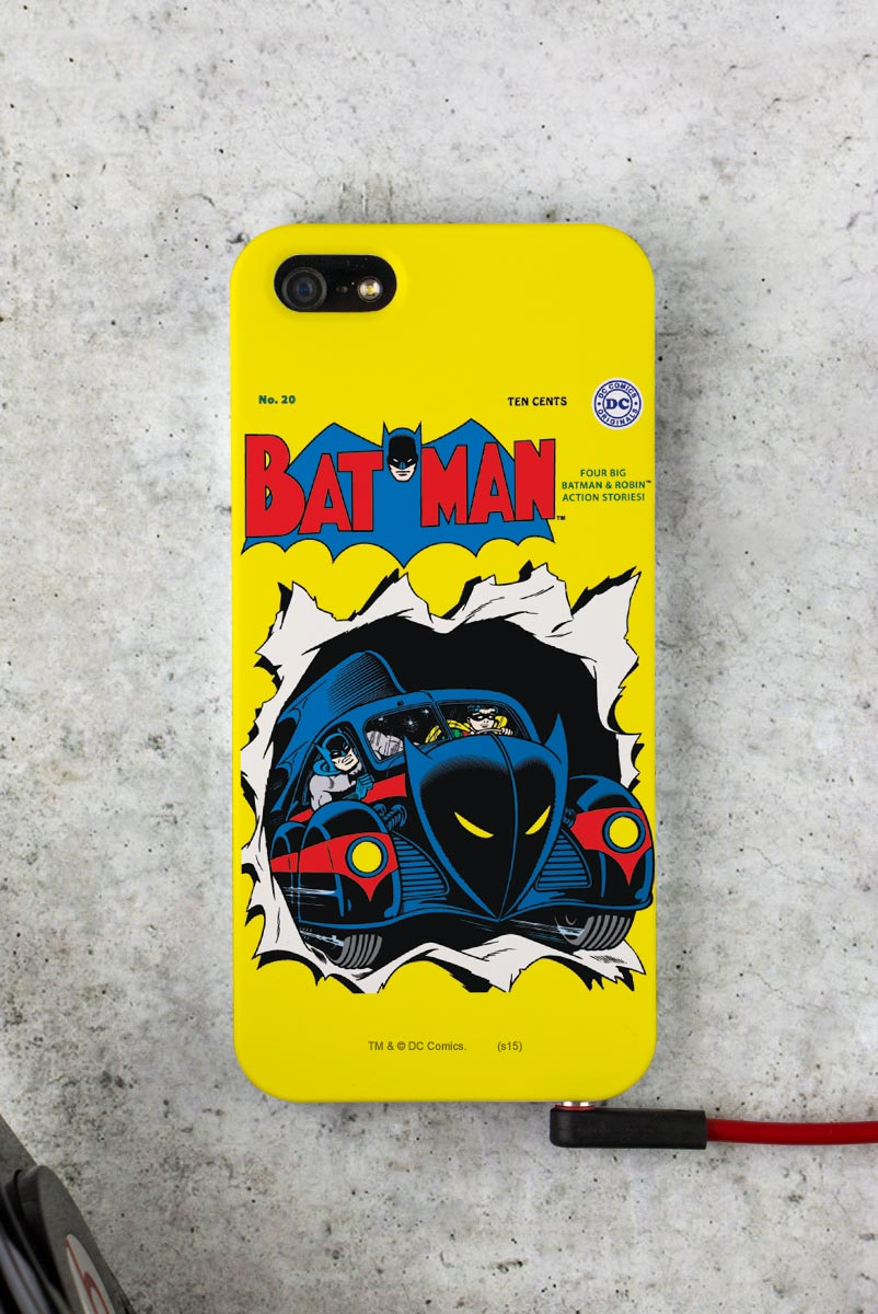 Capa para iPhone 5/5S Batman HQ Nº20