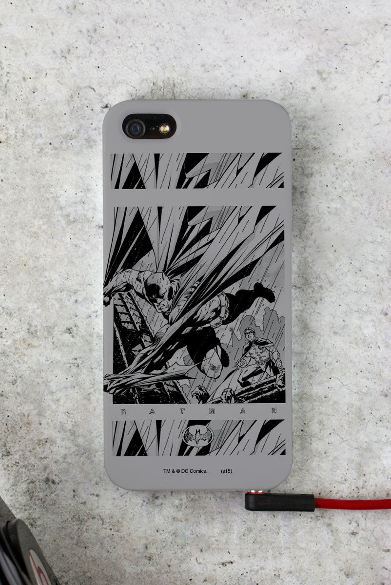 Capa para iPhone 5/5S Tracing Batman 2