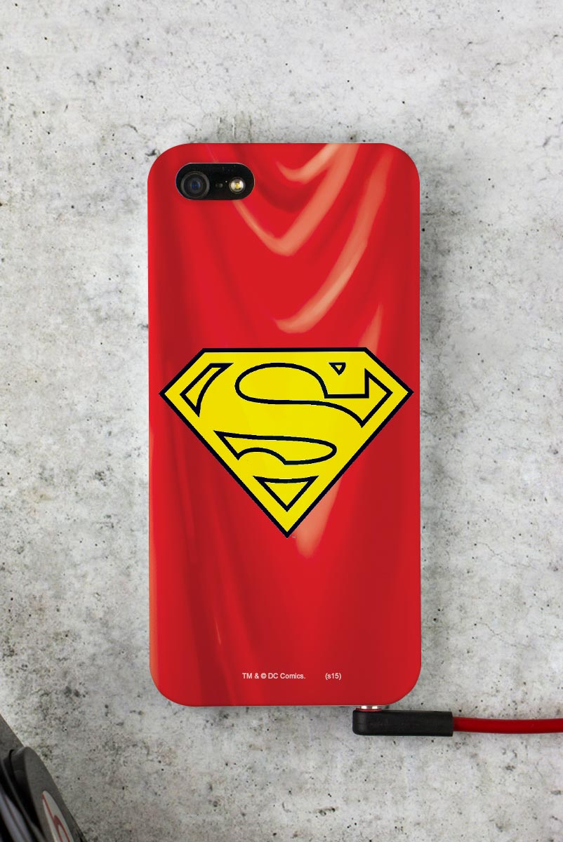 Capa para iPhone 5/5S Superman Capa