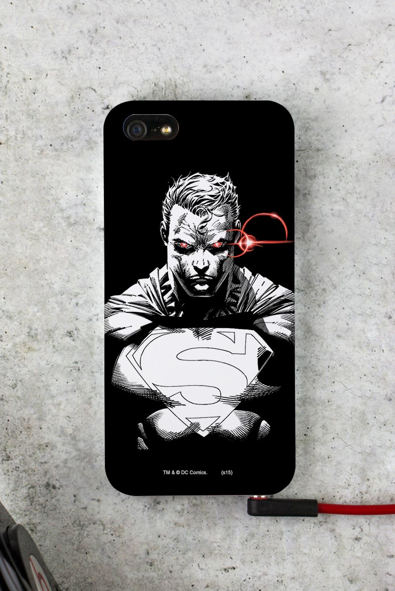 Capa para iPhone 5/5S Superman X-Ray vision