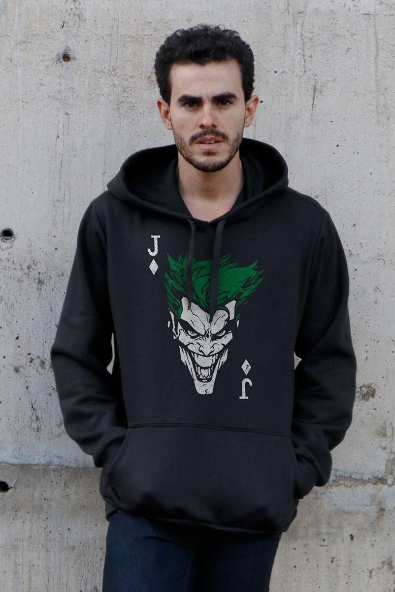 Moletom The Joker Card