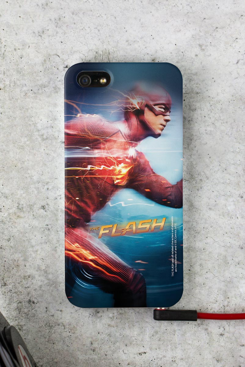 Capa para iPhone 5/5S The Flash Serie Running