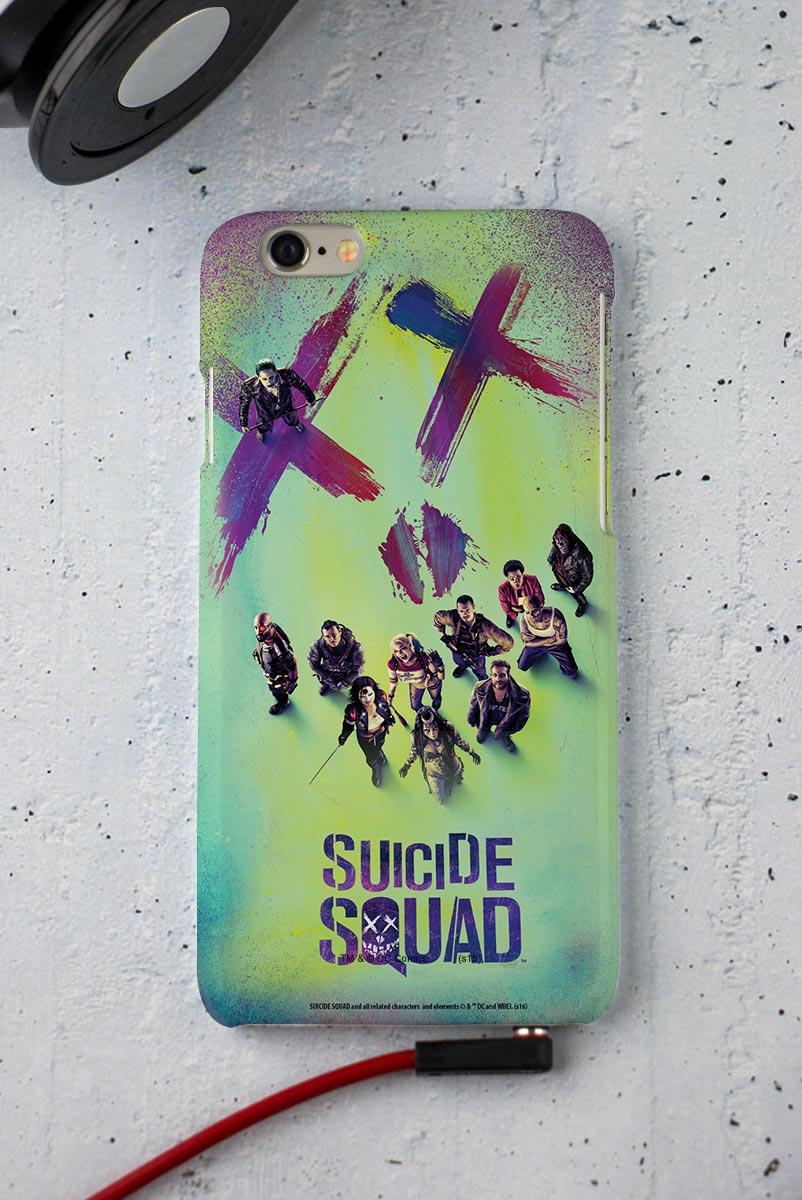 Capa para iPhone 6/6S Esquadrão Suicida Taskforce X