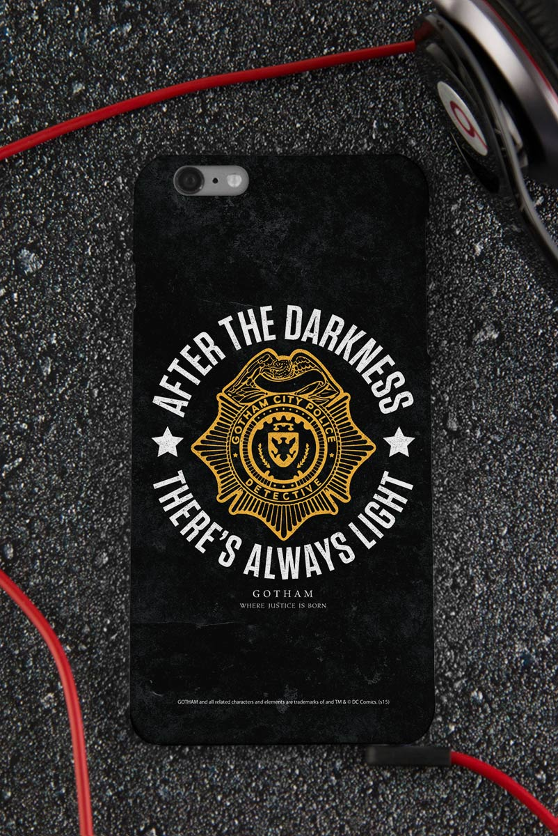 Capa para iPhone 6/6S Plus Gotham There´s Always Light