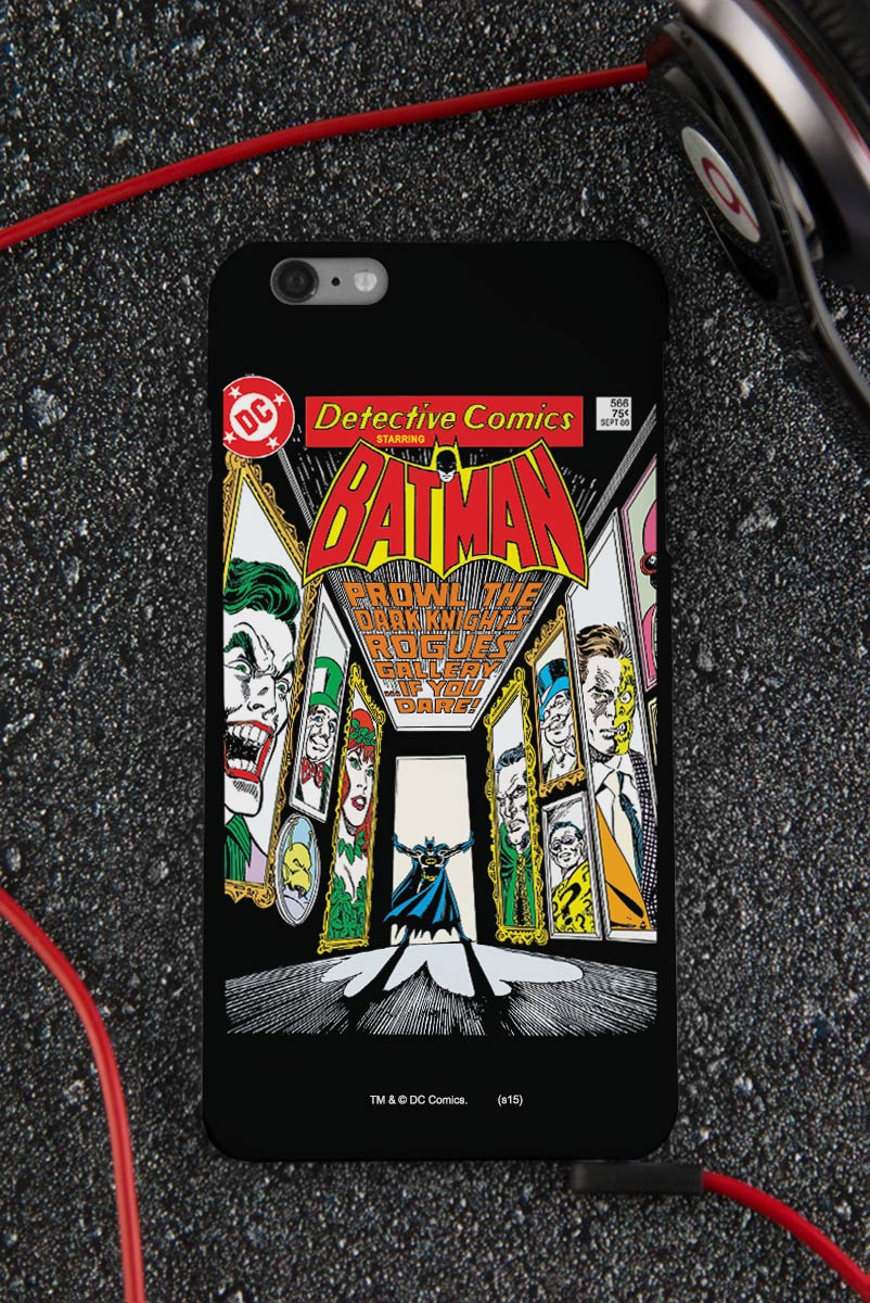 Capa para iPhone 6/6S Plus Batman Rogues Gallery