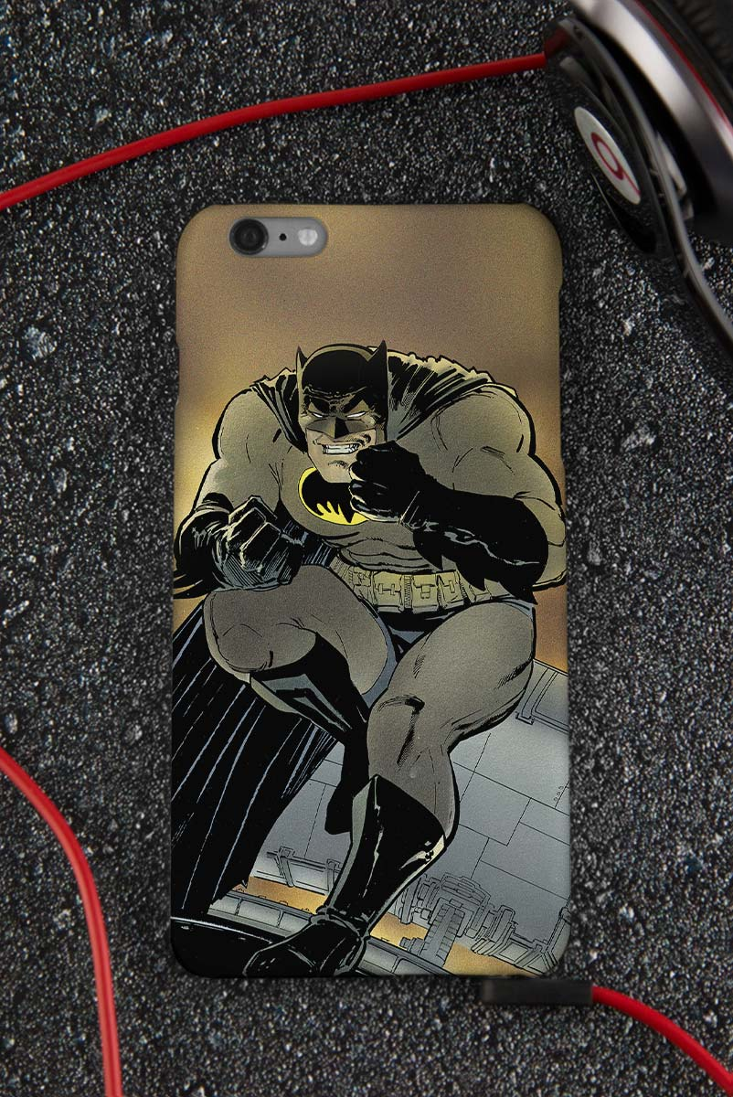 Capa para iPhone 6/6S Plus Batman The Dark Knight Frank Miller Classic
