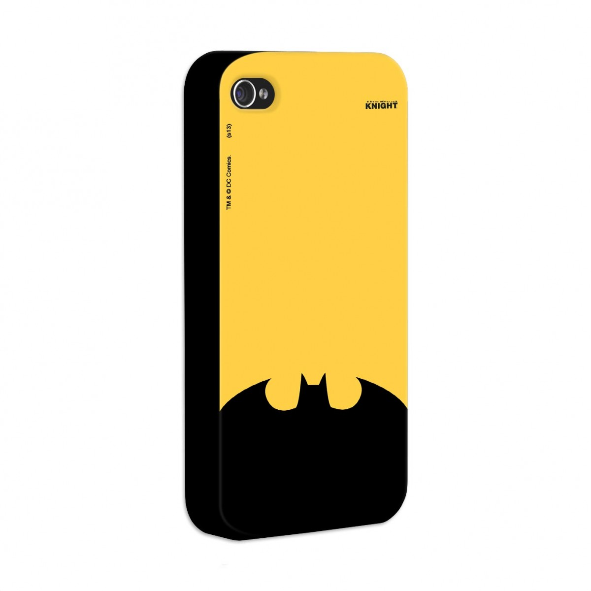 Kit Com 3 Capas de iPhone 4/4S Batman - The Dark Knight