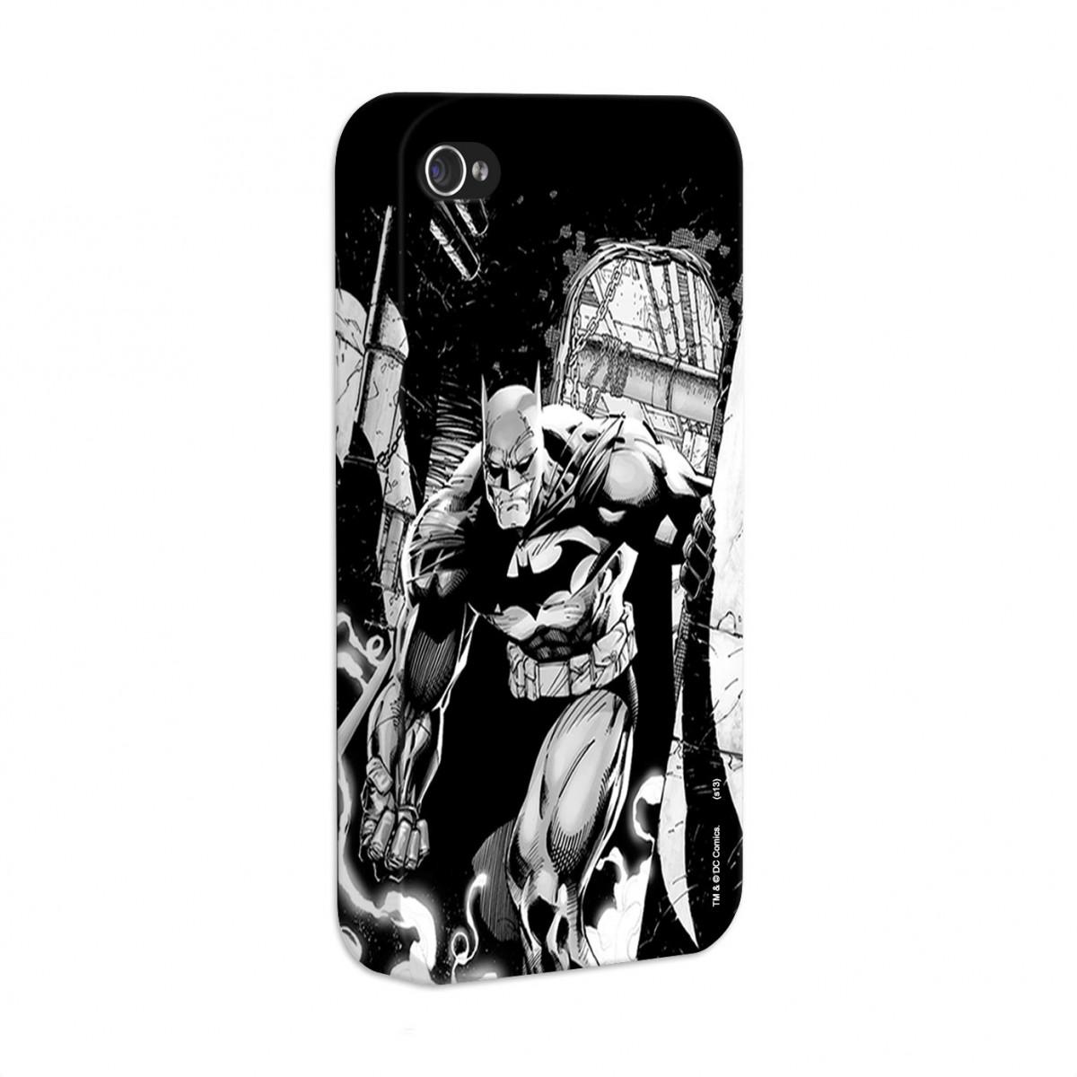 Kit Com 3 Capas de iPhone 4/4S Batman - Tracing