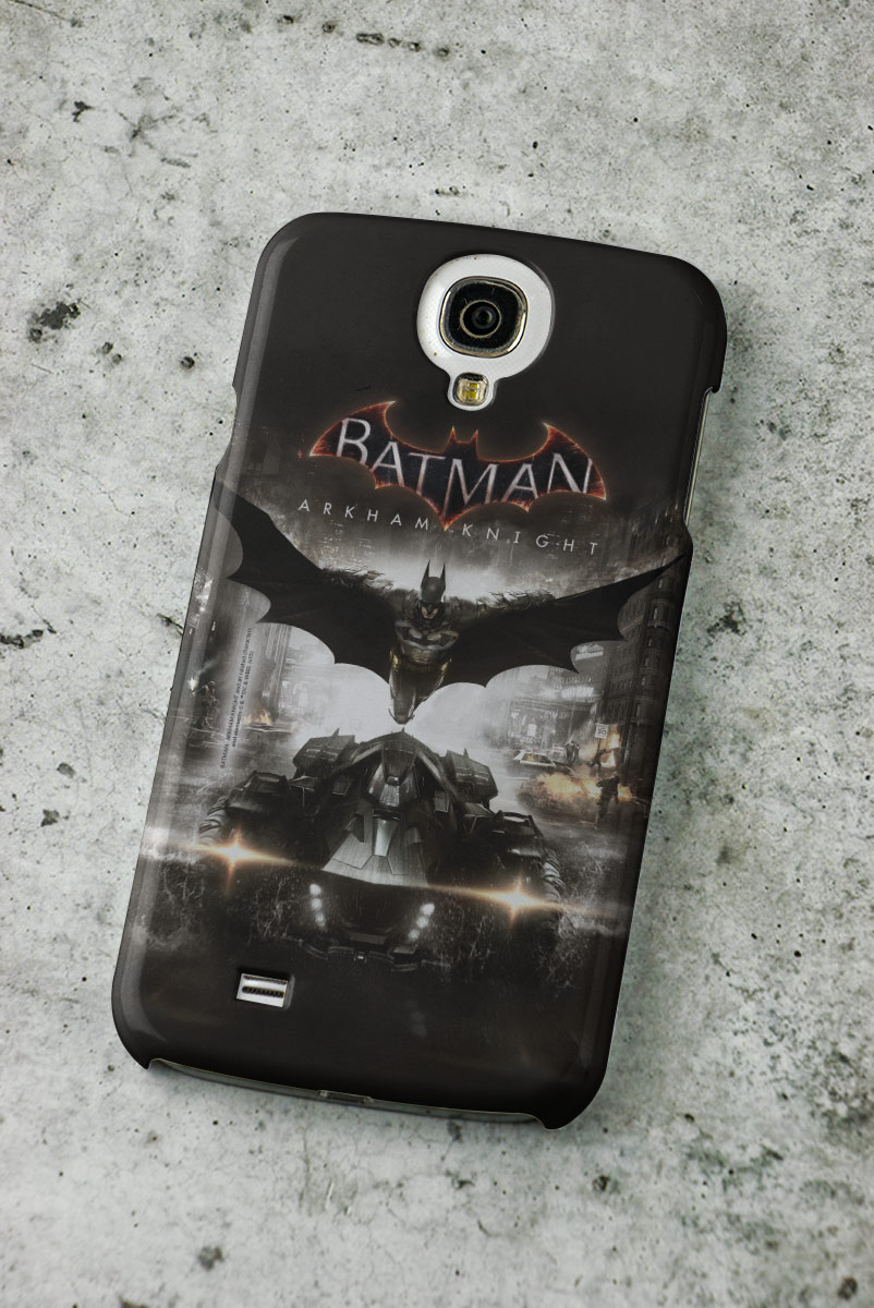 Capa para Samsung Galaxy S4 Batman Arkham Knight Action