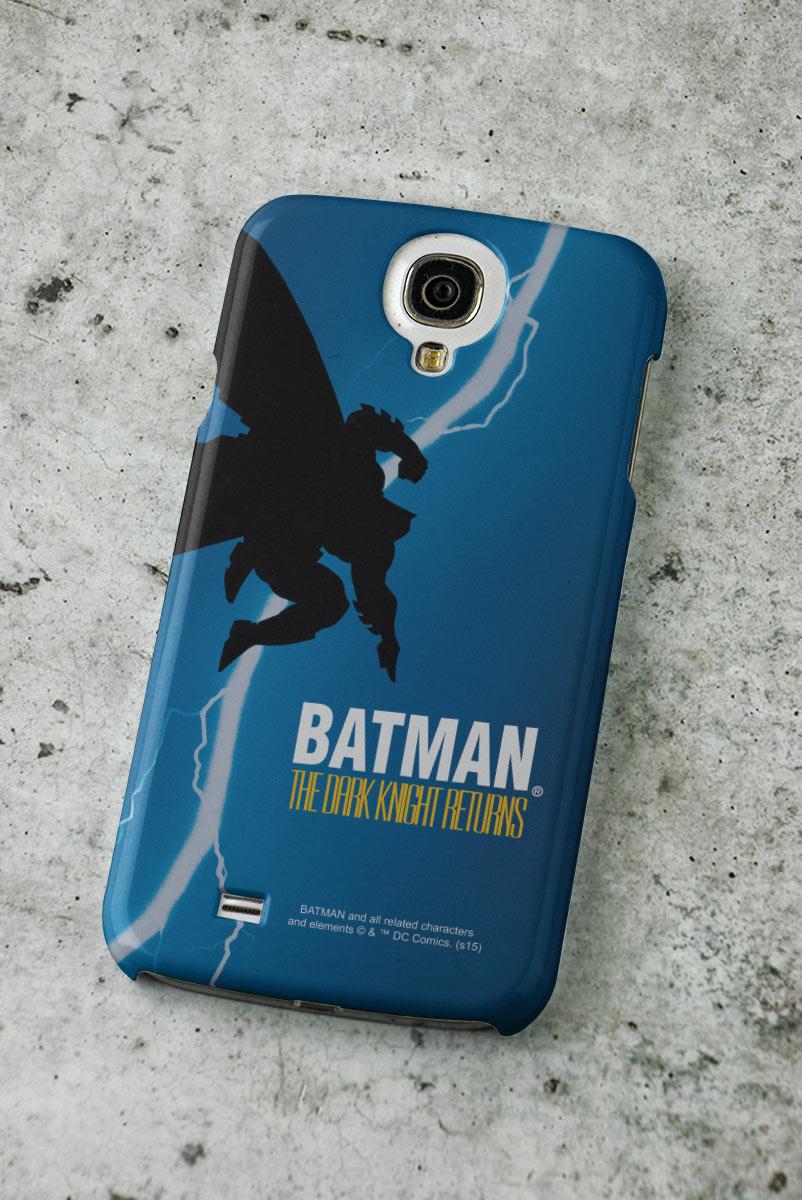 Capa para Samsung Galaxy S4 Batman Frank Miller