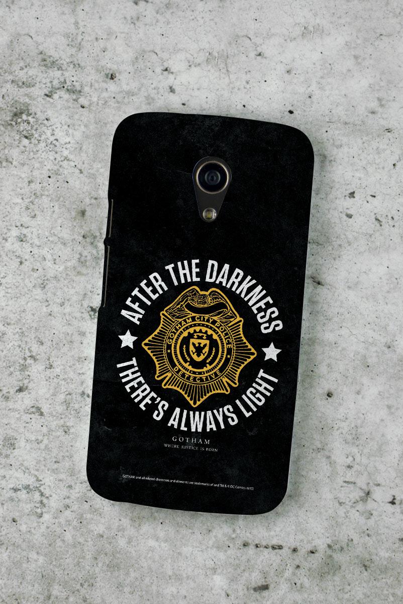 Capa para Motorola Moto G 2 Gotham There�s Always Light