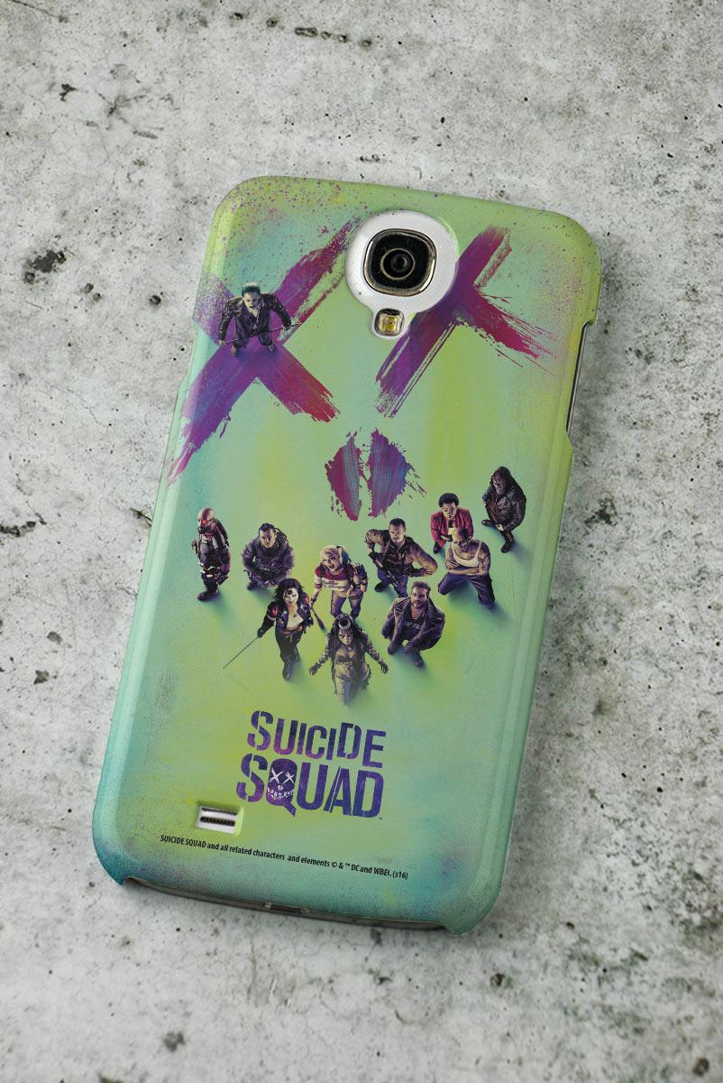 Capa para Samsung Galaxy S4 Esquadrão Suicida Taskforce X