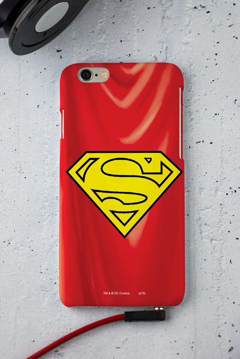 Capa para iPhone 6/6S Superman Capa