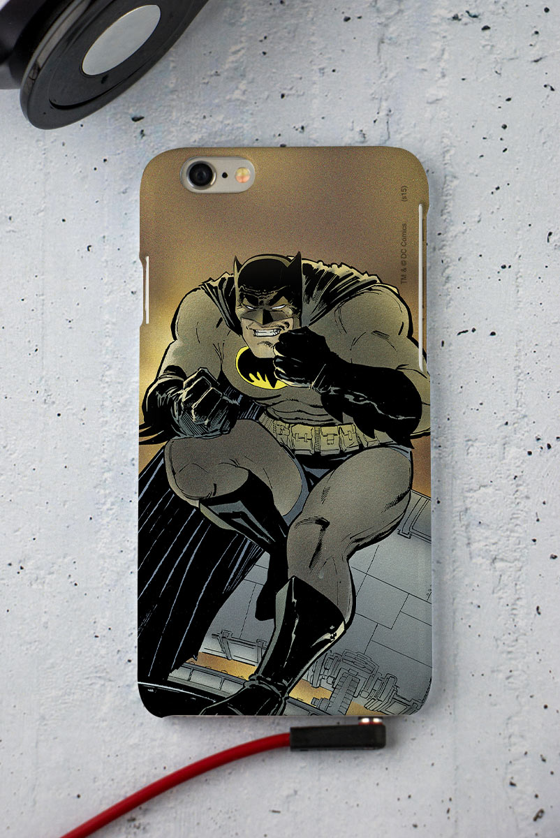 Capa para iPhone 6/6S Batman The Dark Knight Frank Miller Classic