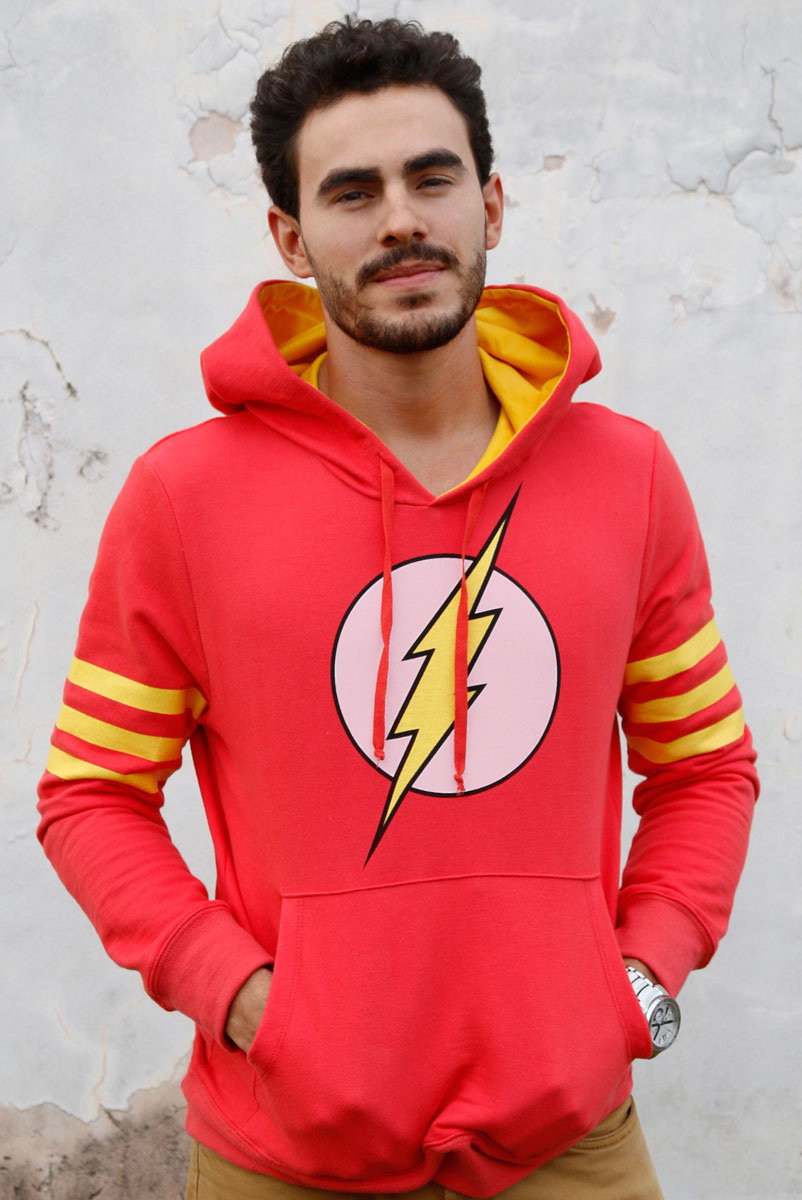 Moletom Oficial The Flash