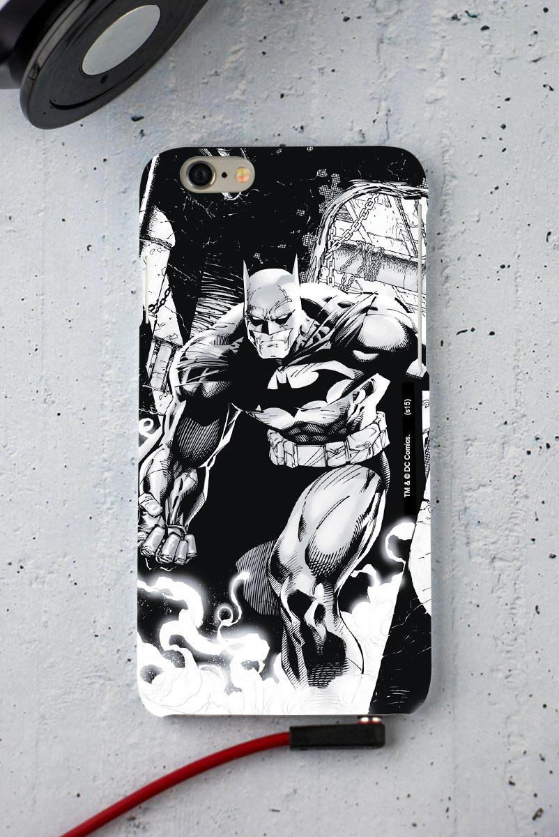 Capa para iPhone 6/6S Tracing Batman
