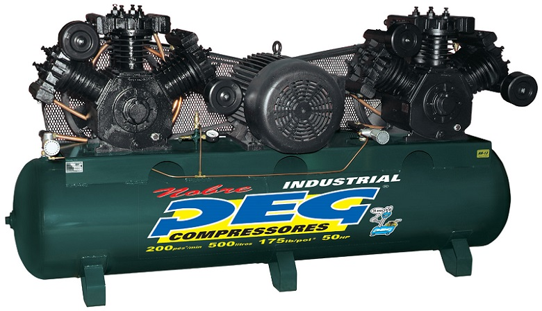 Compressor NAPW-200/525 - 200pcm  - Sócompressores