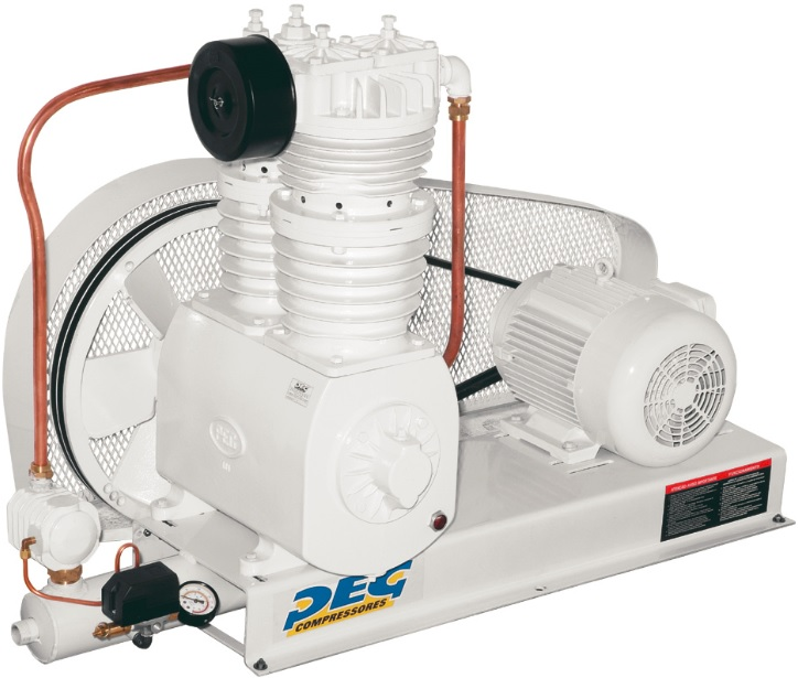 Compressor BPIS-20/AD - 20pcm  - Sócompressores