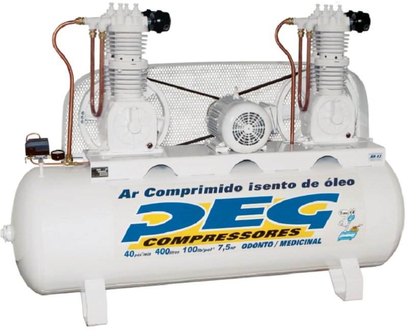 Compressor BPID-40/415 - 40pcm  - Sócompressores