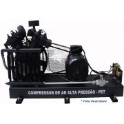 Compressor PET SAPV-60N/AD - 18BAR