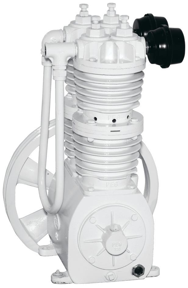 Cabeçote de Compressor BPIS-20  - Sócompressores