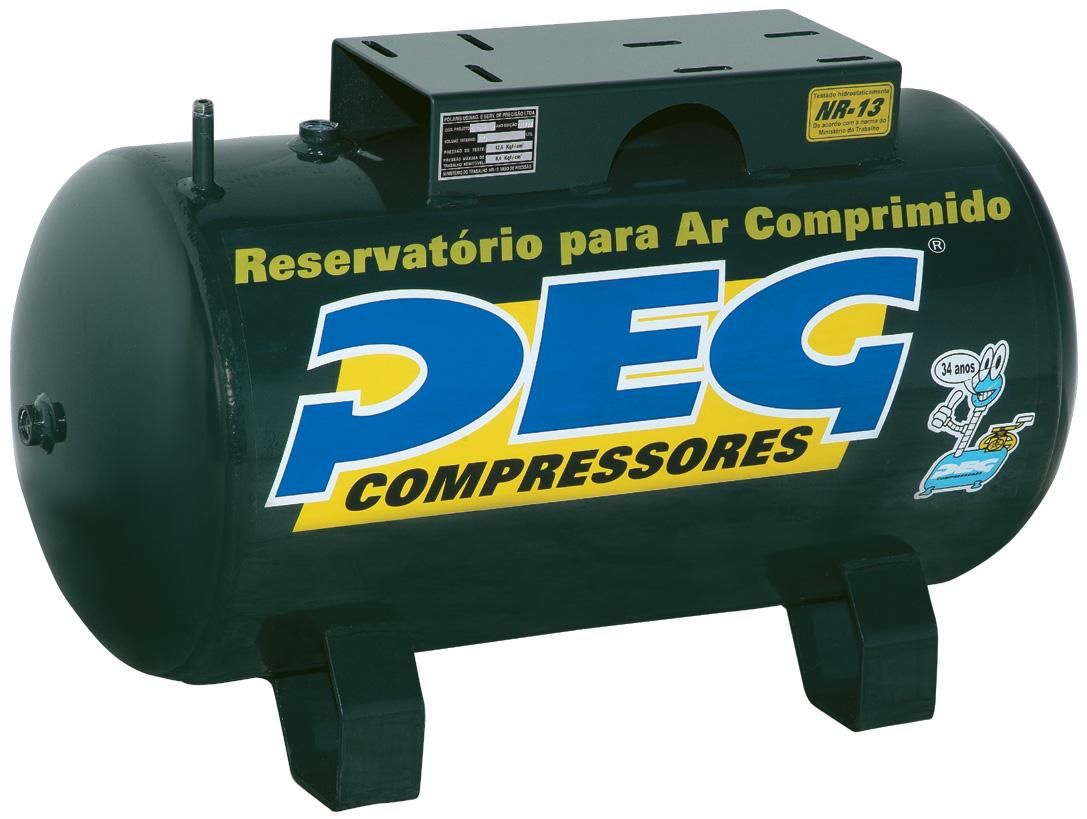 Reservatório de Ar H175L  - Sócompressores