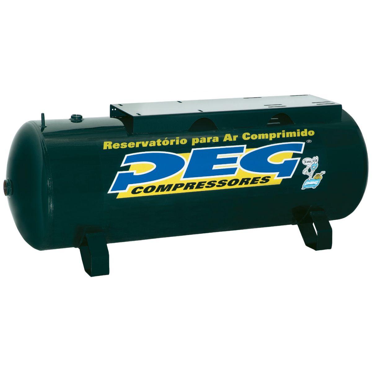 Reservatório de Ar H525L  - Sócompressores