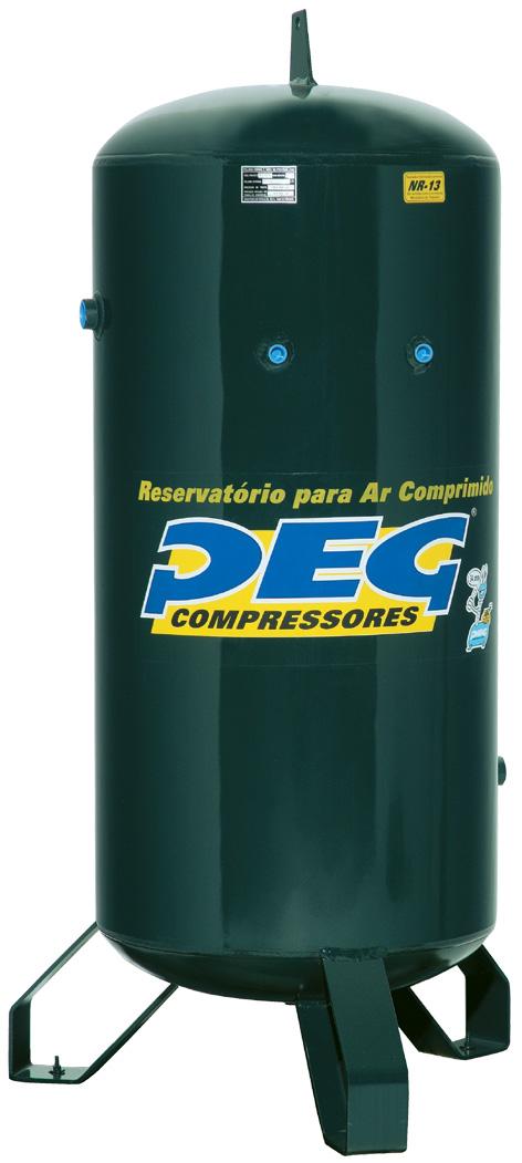 Reservatório de Ar V225L  - Sócompressores