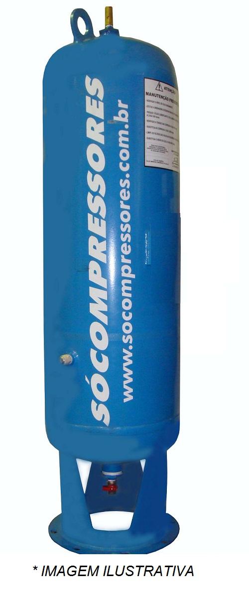 Reservatório de Ar V150LAP - 35bar  - Sócompressores