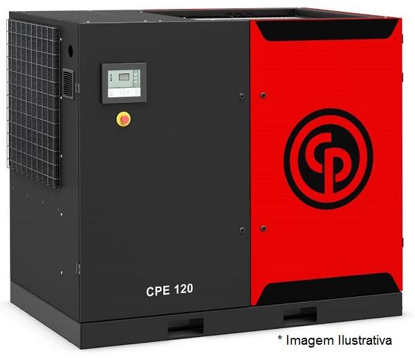 Compressor Chicago Pneumatic Linha CPE  - Sócompressores