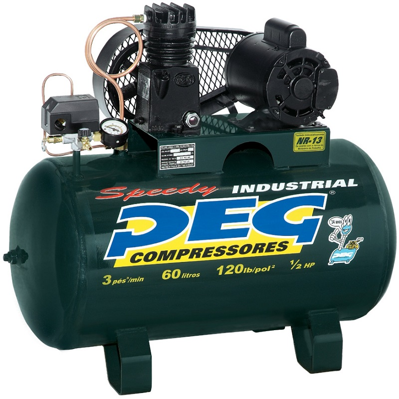 Compressor NBPI-03/70 - 3pcm  - Sócompressores