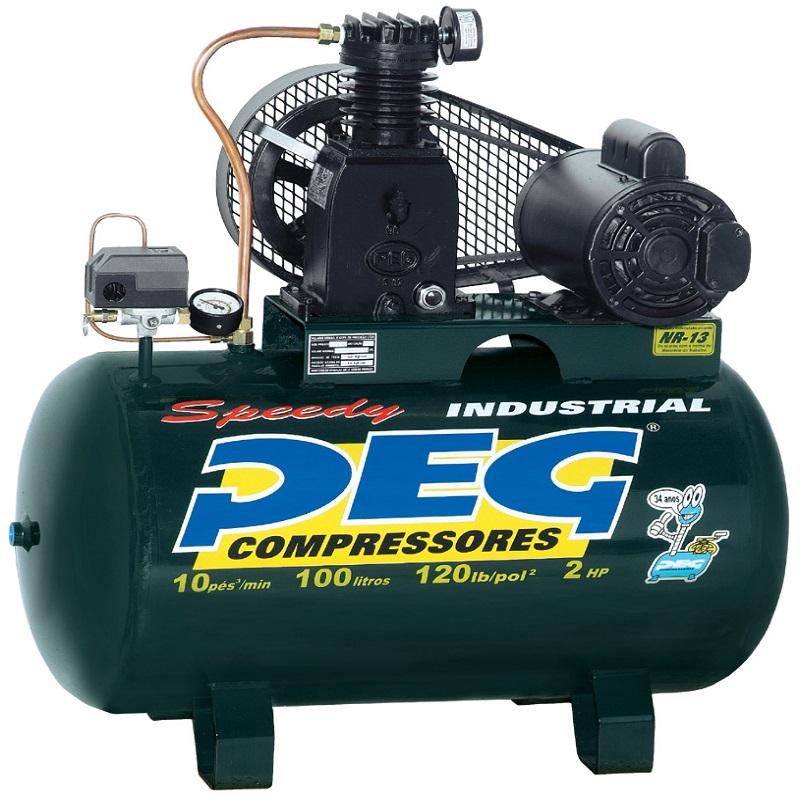 Compressor NBPI-10/100 - 10pcm  - Sócompressores