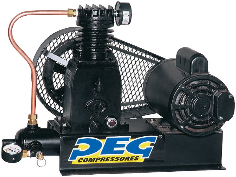 Compressor NBPI-10/AD - 10pcm  - Sócompressores