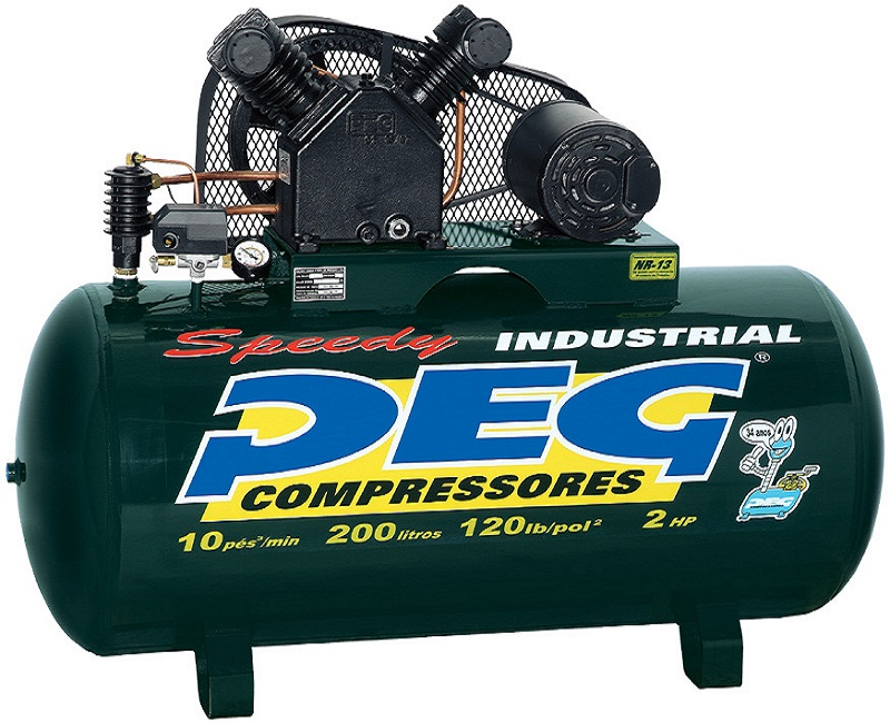 Compressor NBPV-10/225 - 10pcm  - Sócompressores
