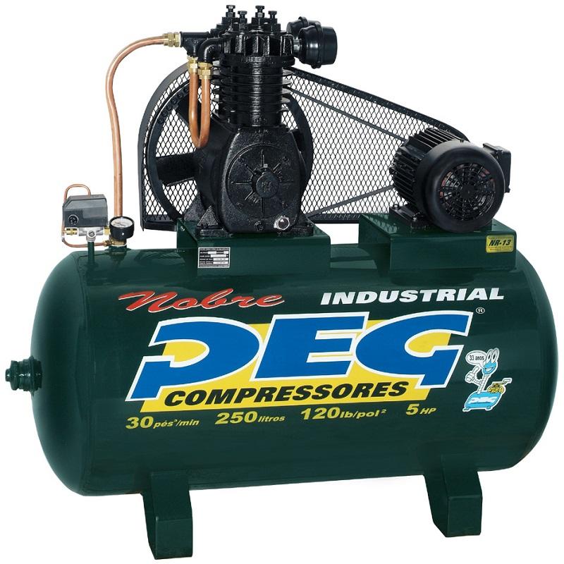 Compressor NBPL-30/250 - 30pcm  - Sócompressores