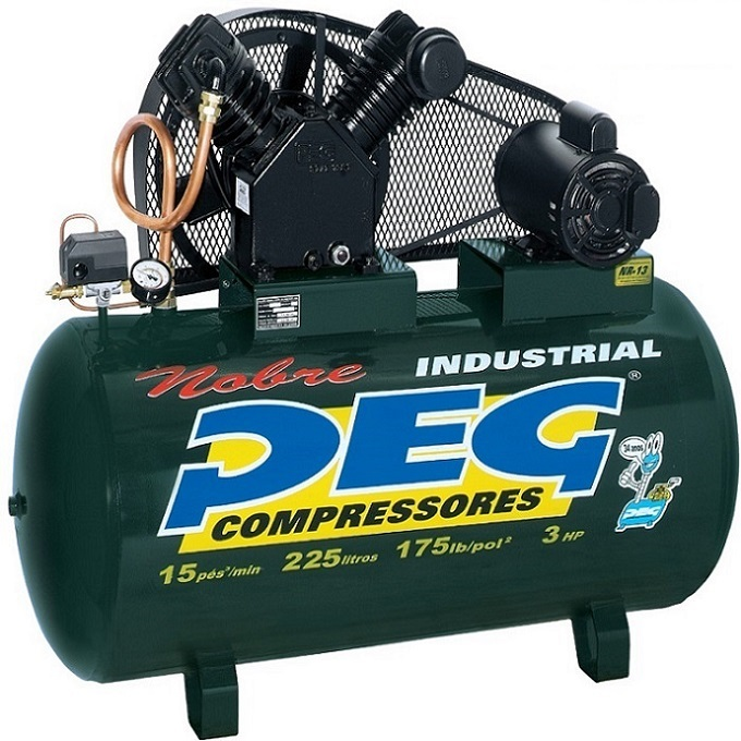 Compressor NAPV-15/225 - 15pcm  - Sócompressores