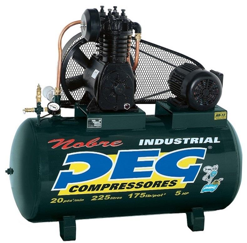 Compressor  NAPL-20/225 - 20pcm  - Sócompressores