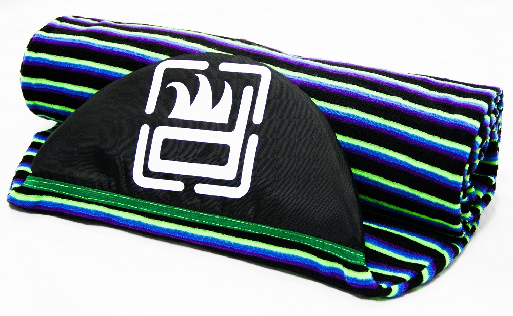 Capa de Prancha Funboard / Longboard Toalha